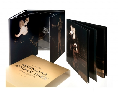 Luxury packaging Digipack - (Marinella - Remos)